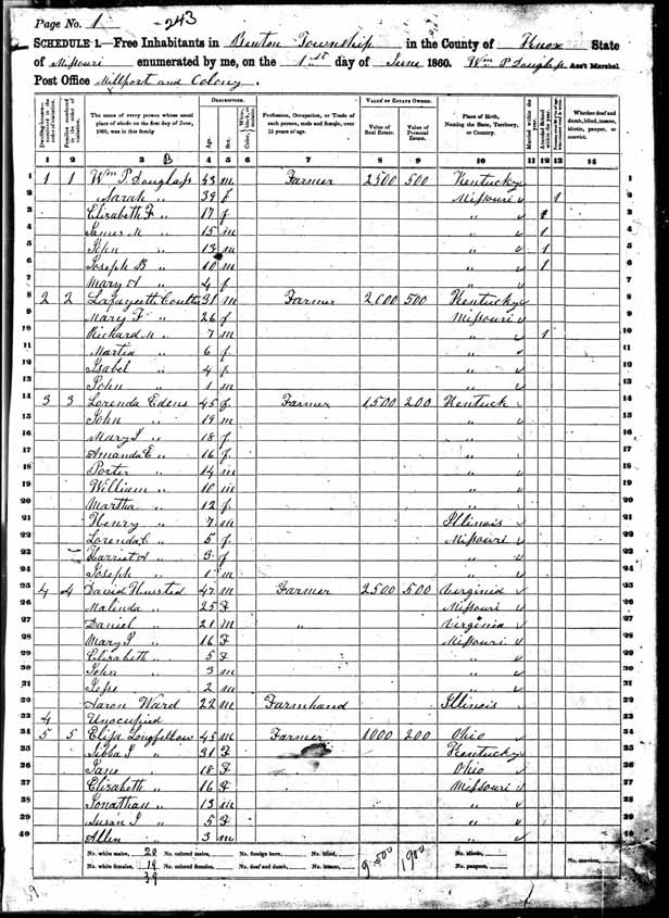 1860 United States Federal Census - Elizabeth Hustead.jpg