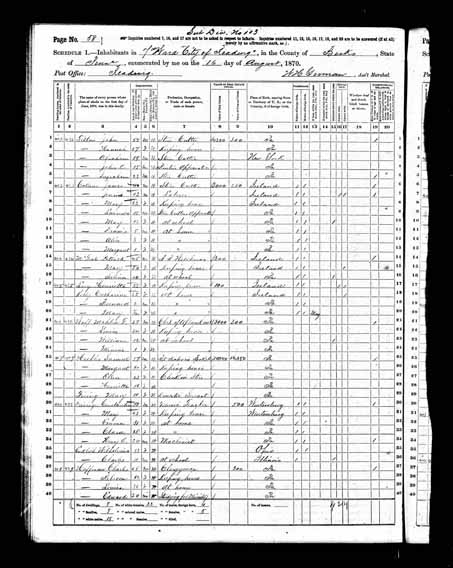1870 United States Federal Census - Constantin Jacob Deininger.jpg